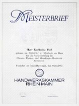 Hess FliesenKontakt Anschrift